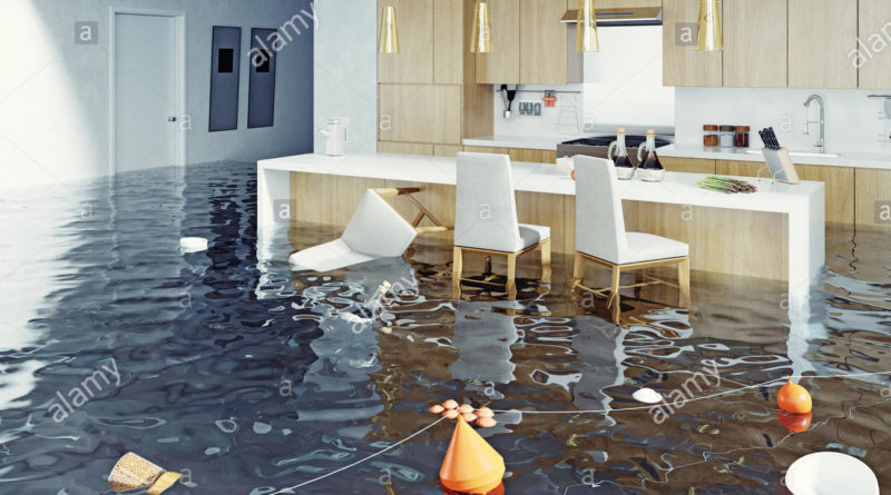 Episode 330: Flooded Kitchen